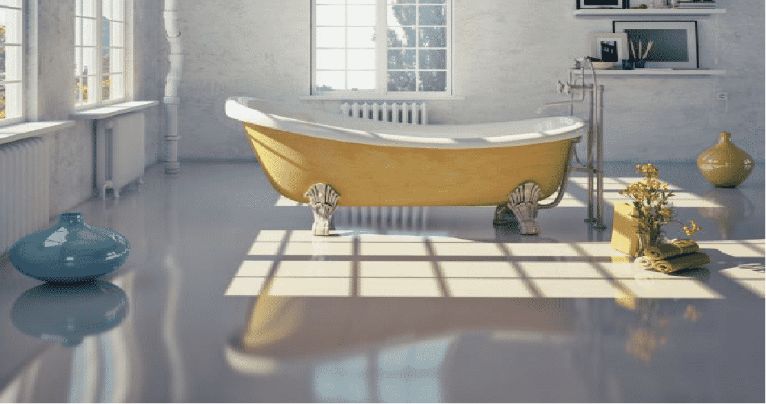 Through Slickness and In Wet: Safe Flooring Choices for Bathrooms